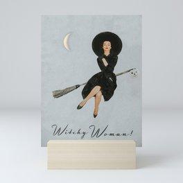 Witchy Woman Mini Art Print