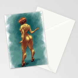 Miss Torso Stationery Cards