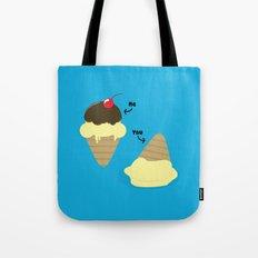 UR A Basic Ice Cream Tote Bag