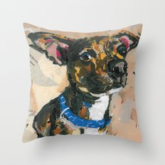 Gus The Mighty Throw Pillow