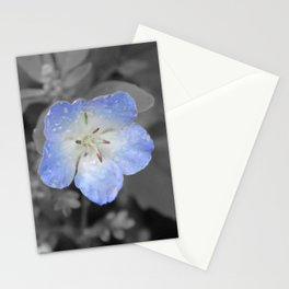 Little Blue Flower Stationery Cards