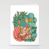 perfume Stationery Cards featuring Perfume by József Vass