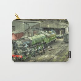 Tornado at Wansford Carry-All Pouch