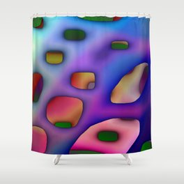 Roots IV Shower Curtain