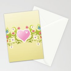 Feel my Nature Stationery Cards