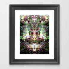 EBOLA Framed Art Print