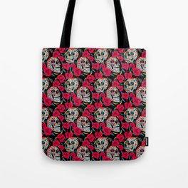 Sugar & Roses Tote Bag
