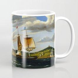 Thomas Chambers Staten Island and the Narrows Coffee Mug