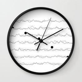Daytime Wall Clock