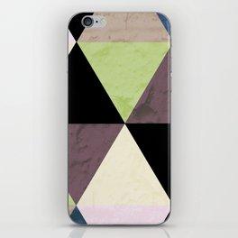 Heavy Green iPhone Skin