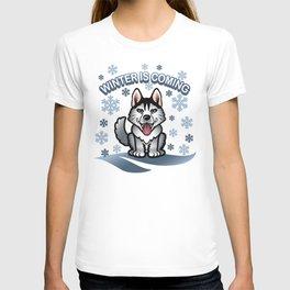 Wolf winter T-shirt