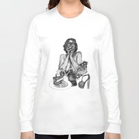 vogue Long Sleeve T-shirts featuring Vogue by [ g ]