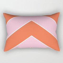 looking up 2 Rectangular Pillow