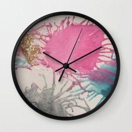 Rosè Wall Clock