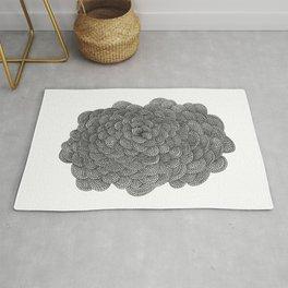 Billowing Cloud Rug