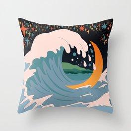 Purification Throw Pillow
