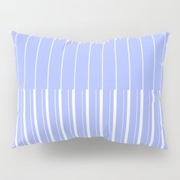 4 lina. blu Pillow Sham