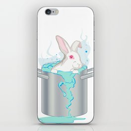 OOOH, BUNNY! iPhone Skin