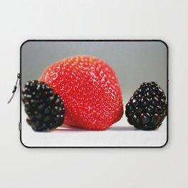 Strawberry Blackberry Laptop Sleeve