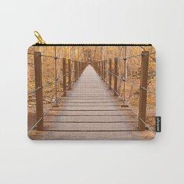 Golden Grove Suspension Bridge Carry-All Pouch