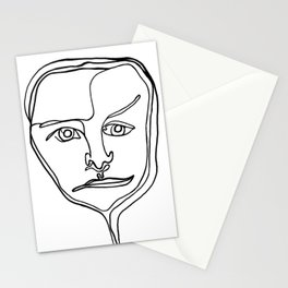 Faceit one Stationery Cards