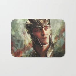 The Prince of Asgard Bath Mat