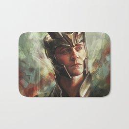 The Prince of Asgard Bath Mat