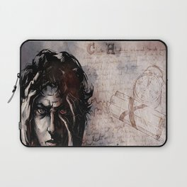 """CH"" Cluster Headache Laptop Sleeve"