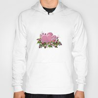 romance Hoodies featuring Romance by Tatiana