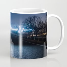 Heartbeat of America Coffee Mug
