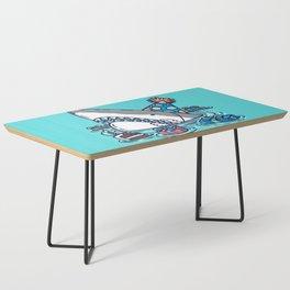 Birthday Shark III Coffee Table
