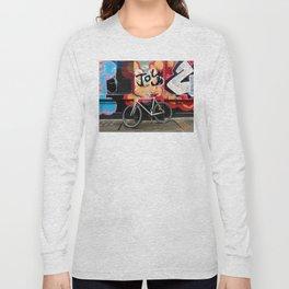 Joy & bike Long Sleeve T-shirt
