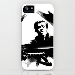Glenn Gould iPhone Case