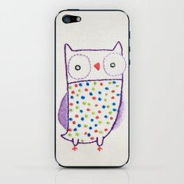 O Owl iPhone Skin