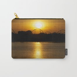 Sunset on Montreal Carry-All Pouch
