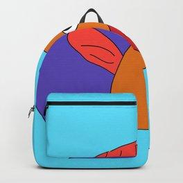 Eaten Cat Backpack