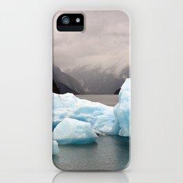 Floating Ice iPhone Case