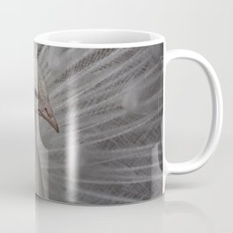 Paon blanc Coffee Mug