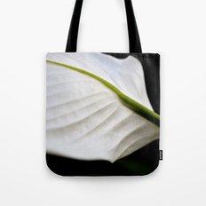 delicate white. Tote Bag