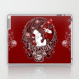 Poison - Blood Rose Laptop & iPad Skin