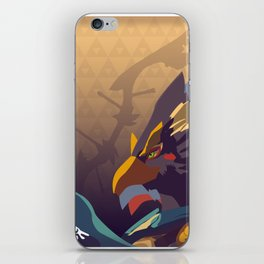 Rito Archer - Legend of Zelda iPhone Skin