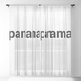 panama Sheer Curtain