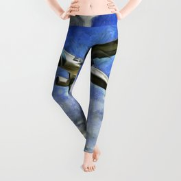Airliner Vincent Van Gogh Leggings