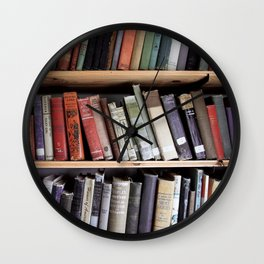 Shelf life Wall Clock