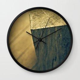 Woodwalk Wall Clock
