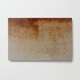 Rust It Metal Print
