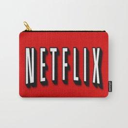 Netflix Logo Carry-All Pouch