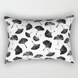 Ginko Leaves Pattern - Mix & Match Rectangular Pillow