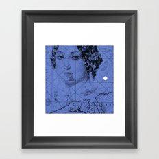 JR-1 Framed Art Print
