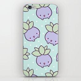 Happy Turnip iPhone Skin
